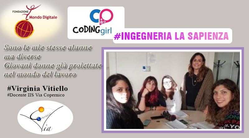 Il Copernico al Coding Girls per arginare le differenze di genere nella tecnologia