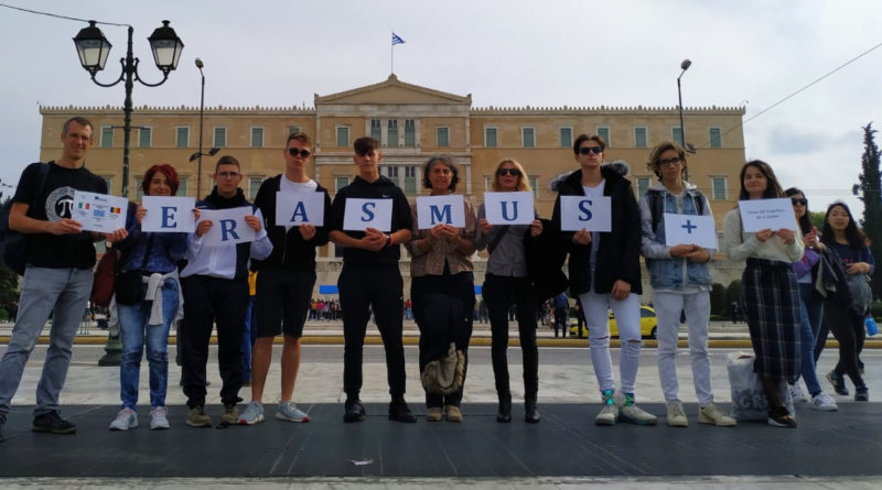 ERASMUS+ Grow All Together, Be A Chain…Let's start