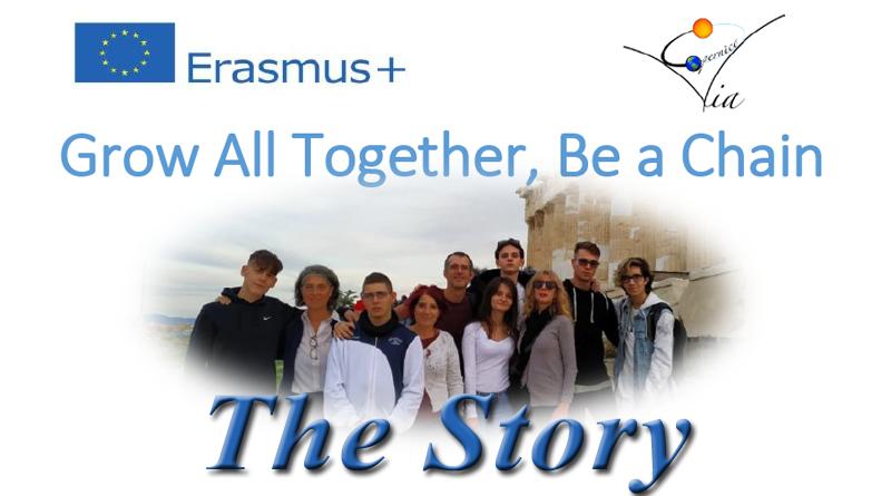ERASMUS+ – The Story