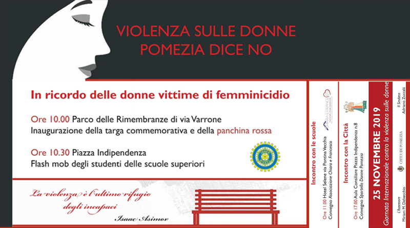 Pomezia dice no alla violenza sulle donne – Il contributo del Copernico